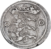 2 Skilling - Frederik II (Seven-Years War coinage) – obverse