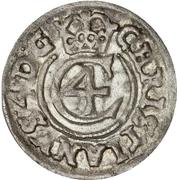 1 Søsling Lybsk - Christian IV – obverse