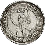 1 Speciedaler - Christian IV (Type 3) – reverse