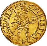 1 Ducat - Christian IV (Hebræermønt) – obverse