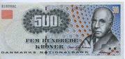 500 Kroner (1997 Serie Famous Men and Women Type 1) -  obverse