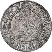 4 Skilling - Christian III (Roskilde mint) – obverse