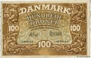 100 Kroner (Heilmann type I-III) – obverse
