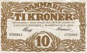10 Kroner (Heilmann Type II) – obverse