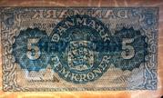 5 Kroner (Exchange Notes) -  obverse