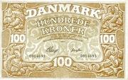 100 Kroner (Heilmann type II) – obverse