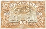 100 Kroner (Heilmann type III) -  obverse