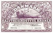 50 Kroner (Substitution Note) – obverse