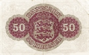 50 Kroner (Substitution Note) – reverse