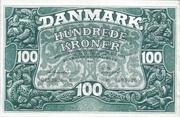 100 Kroner (Substitution Note) -  obverse