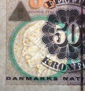 50 Kroner (1997 Serie Famous Men and Women Type 2) -  obverse