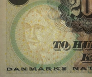 200 Kroner (1997 Serie Famous Men and Women Type 2) -  obverse