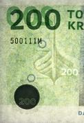 200 Kroner (2009 Serie Danish Bridges and Antiquities) -  obverse