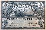 50 Kroner (Heilmann type III) – obverse