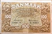 100 Kroner (Heilmann type III) – obverse