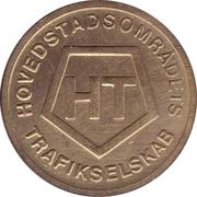 Transport Token - Hovedstadsomradets Trafikselskab (Copenhagen) – obverse
