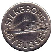 Token - Silkeborg Bybusser – obverse