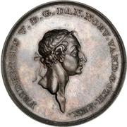 Royal Academy of Fine Arts - Silver Award, little version (Restrike) – obverse