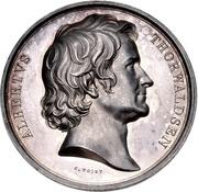 Medal - Albert Thorvaldson – obverse