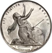 Medal - Christian VIII (Beginning of Reign) – reverse