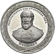 Medal - Commander Hans Helgesen – obverse