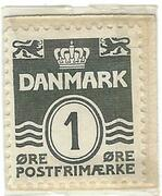 1 Ore (Denmark) – obverse