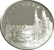 Medal - United Nations (Denmark) – obverse