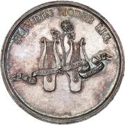 Medal - Birth of Princess Maria Louise – reverse