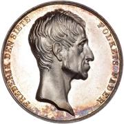 Medal - Frederik VI (Return to Copenhagen) – obverse