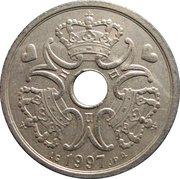 2 Kroner - Margrethe II -  obverse