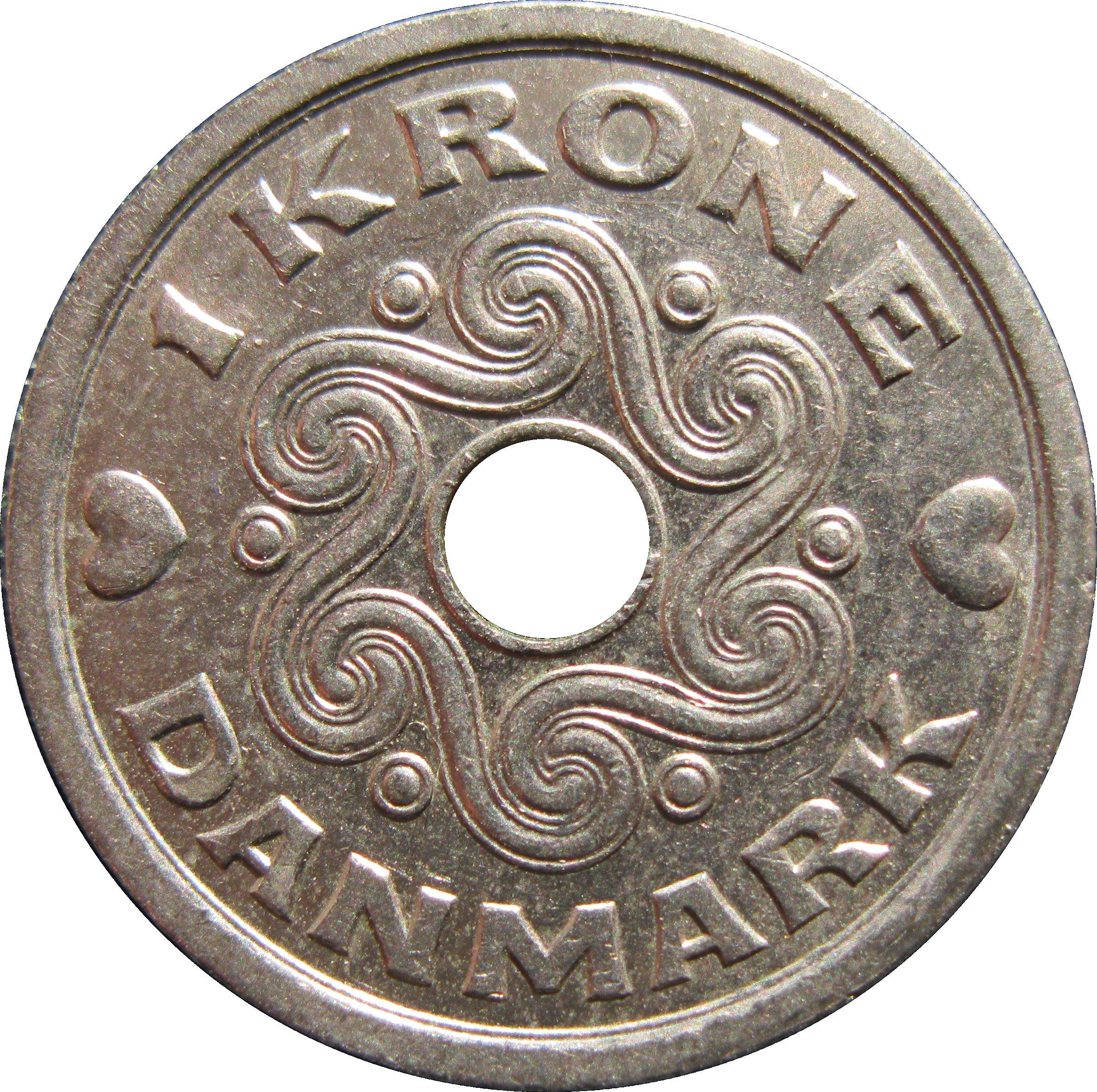 1 kronor
