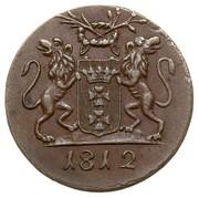 1 Grosz - Friedrich Wilhelm III – obverse
