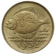 5 Pfennig – obverse