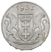 5 Gulden (Marienkirche) – reverse