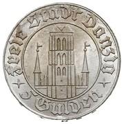 5 Gulden (Marienkirche) – obverse