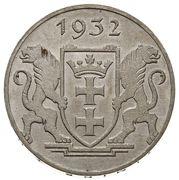 5 Gulden (Grain Elevator) – reverse
