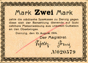 2 Mark – obverse