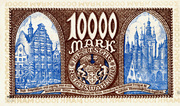 10,000 Mark – reverse