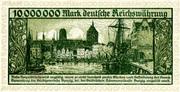 10,000,000 Mark – reverse