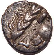 1 Drachma (Syrmium Celts) – obverse