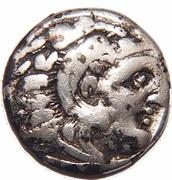 1 Drachma - Imitating Alexander III - 300-100 BC – obverse