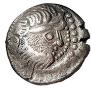 Tetradrachma - Celts of Kapos river region – obverse