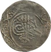 1 Qirsh - Ali Dinar – obverse