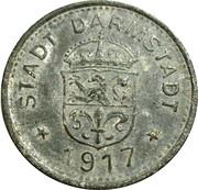 10 Pfennig - Darmstadt – obverse