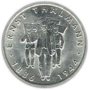 10 Mark (Ernst Thälmann) – reverse