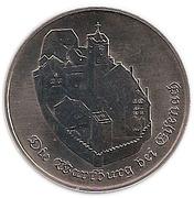 5 Mark (Wartburg Castle) – reverse