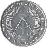 10 Pfennig -  obverse