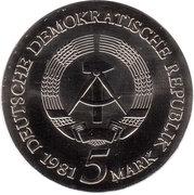 5 Mark (Tilman Riemenschneider) – obverse