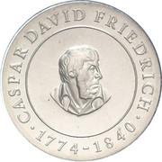 10 Mark (Caspar David Friedrich) – reverse