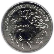 5 Mark (Adolf Freiherr von Lützow) – reverse